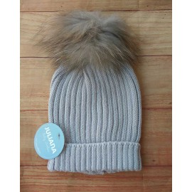 Juliana Winter Baby Gray Hat