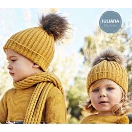 Juliana Winter Baby Golden Hat