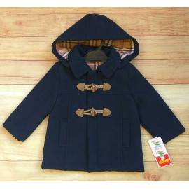 Anavig Winter Baby Boy Navy Coat
