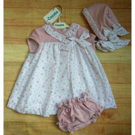 Cocote Summer Baby Girl Set Little Flowers