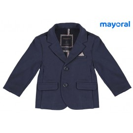 Mayoral Summer Baby Boy Navy Formal Jacket