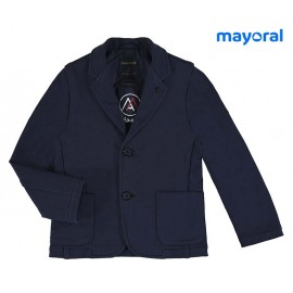 Mayoral Summer Boy Navy Formal Jacket