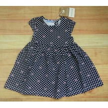Mayoral Summer Baby Girl Dress Small Flowers