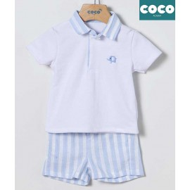 Coco Acqua Summer Boy Set Elephant