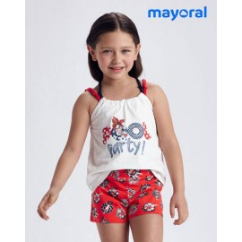 Mayoral Summer Girl Set Pool Party