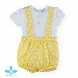 Sardon Summer Baby Boy Set Camila