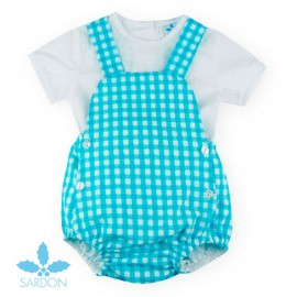 Sardon Summer Baby Boy Set Olivia