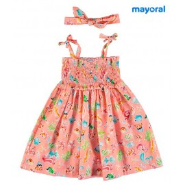 Mayoral Summer Girl Dress Mermaids