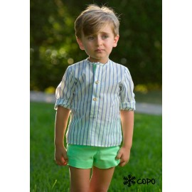 Creaciones Copo Summer Boy Set Fluorescent