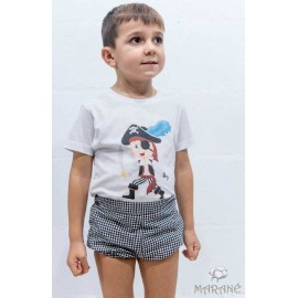 Marane Summer Boy Set Pirate
