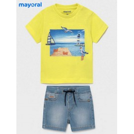 Mayoral Summer Baby Boy Set Harbour