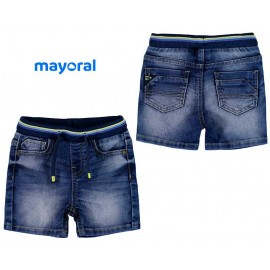 Mayoral Summer Baby Boy Denim Shorts