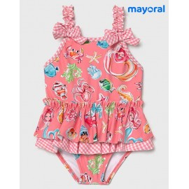 Mayoral Summer Baby Girl Swimsuit Mermaid