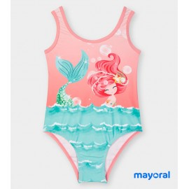 Mayoral Summer Girl Swimsuit Mermaid