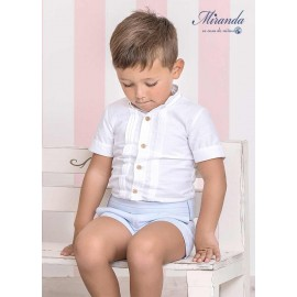Miranda Summer Boy Set Ceremony Blue