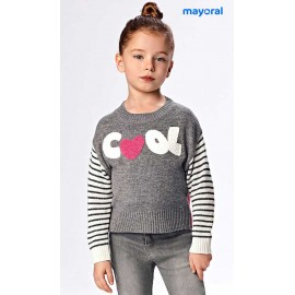 Mayoral Winter Girl Sweater Cool