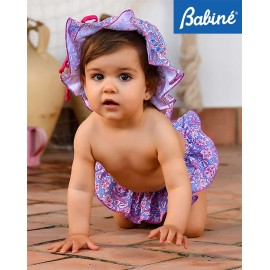 Babiné Summer Girl Swim knickers Ruffle