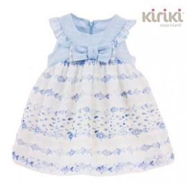 Kiriki Summer Girl Dress Fishes Lace