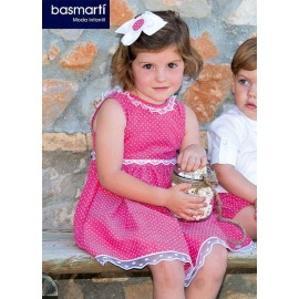 Basmartí Summer Girl Dress Sandy High Waist