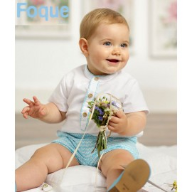 Foque Summer Baby Boy Set Formentera