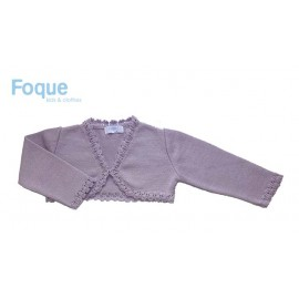 Foque Summer Girl Jacket Lilac
