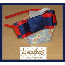 Lazitos Girl Diadem Lace Nautic