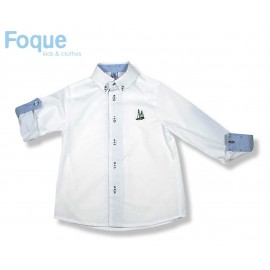 Foque Summer Boy Shirt Napoles