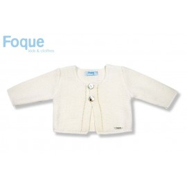 Foque Summer Boy Jacket Light Beige