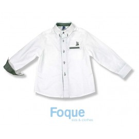 Foque Winter Boy Shirt Clase de Tenis