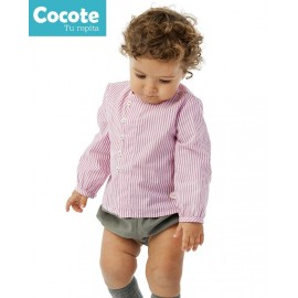 Cocote Winter Bay Boy Set Corazones