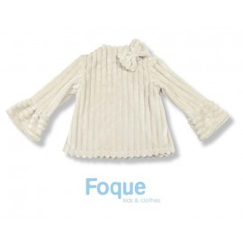 Foque Winter Girl Sweater Wimbledon