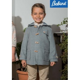 Babine Winter Boy Coat Gray