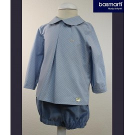 Basmartí Winter Baby Boy Set Lille