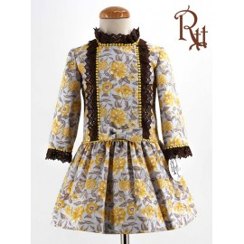 Ricittos Winter Girl Dress Toro Low Waist