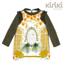 Kiriki Winter Girl Dress Ballerina Straight
