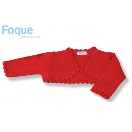 Foque Summer Girl Jacket Red