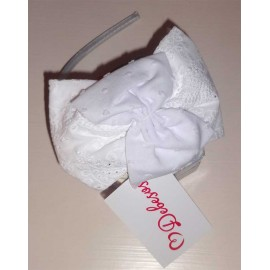 Debesos Summer 2018 Girl Diadem White