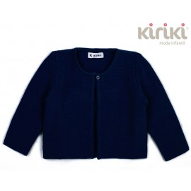 Kiriki Winter Jacket Blue Navy