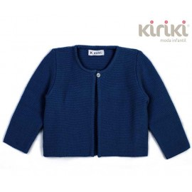Kiriki Winter Jacket Dark Blue