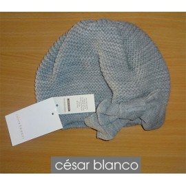 Cesar Blanco Winter Girl Hat Grey