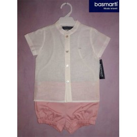 Basmartí Summer Baby Boy Set Venecia