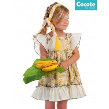 Cocote Summer Girl Dress Tropical