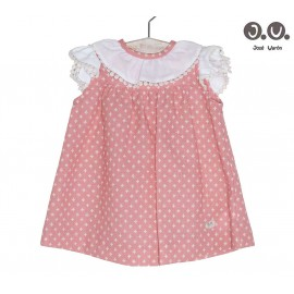José Varón Summer Girl Dress Pink