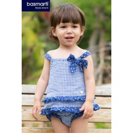 Basmartí Summer Baby Girl Set Catania