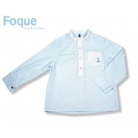 Foque Summer Boy Shirt Amberes