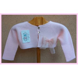 Pipos Summer Girl Jacket Soft Pink