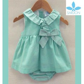 Sardon Summer Baby Girl Set Lua