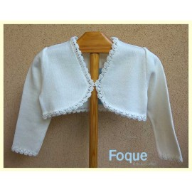 Foque Summer Girl Jacket Golden White