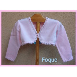 Foque Summer Girl Jacket Pink