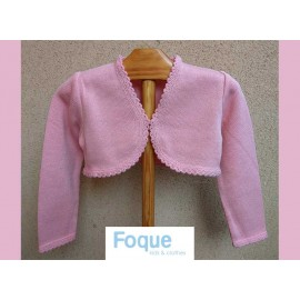 Foque Summer Girl Jacket Dark Pink